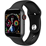 OPTA RSB-132 Hektor Bluetooth Smart Watch with Call & Phonebook Function  HD Large Color Display  ECG & Health Monitoring (Black)