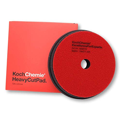 Koch Chemie Heavy Cut Pad (Ø126mm)
