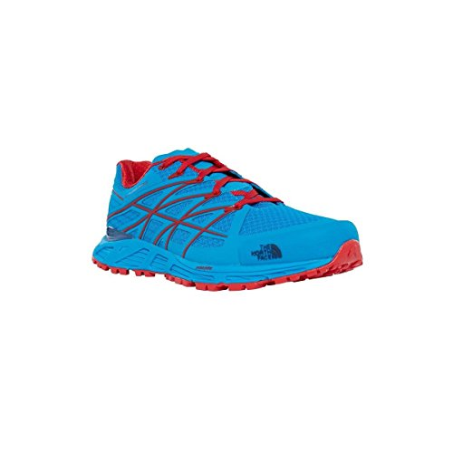 The North Face - Ultra Endurance Herren Multifunktionsschuh (blau/rot) Hyperbl/hgrskrd