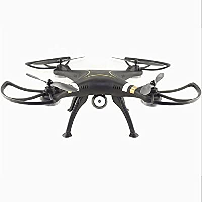 OOFAY® Drone with Camera KK8 Large Four-Axis Aircraft Aerial Drone High Altitude Remote Control Aircraft Model Toys