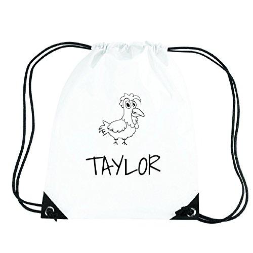JOllipets Taylor Turnbeutel Sport Tasche PGYM5966 - Design: Hahn Taylor Hahn