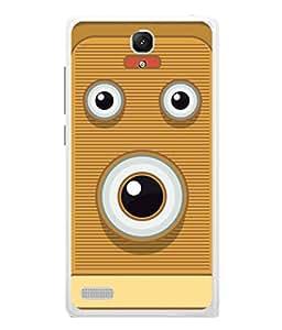 Xiaomi Redmi Note 4G Back Cover Design From FUSON