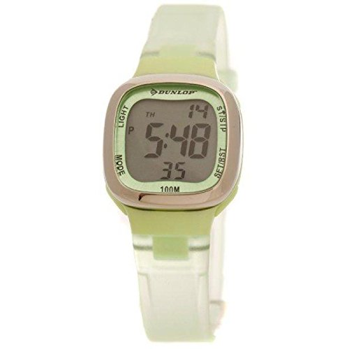 Dunlop-Dunlop digitale quartz watch, green