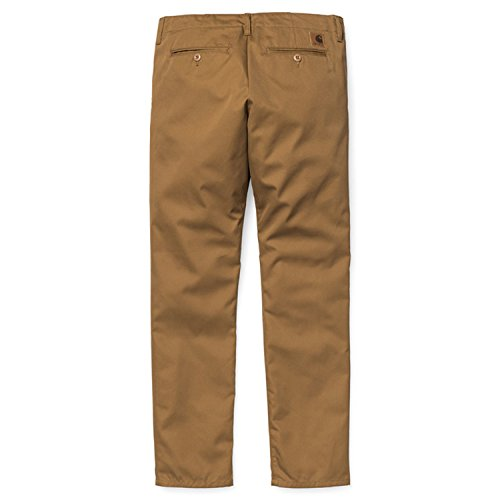 Pantalon Carhartt Club Pant Hamilton Brown Marron
