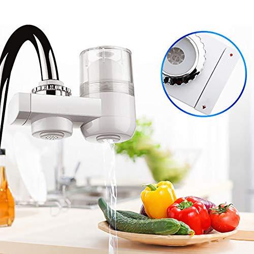 er Küchenarmatur Clean Ceramic Water Filter Entfernt Effektiv Bakterienwurm Niederschläge Filter ()