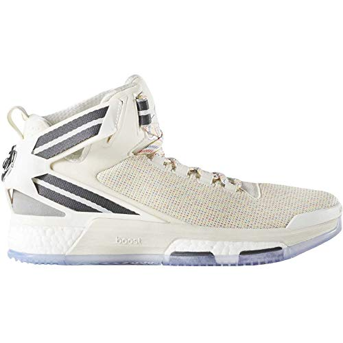 adidas D Rose 6 Boost B27745 Herren Basketballschuhe Multi - Grösse: EU 52 2/3 UK 16
