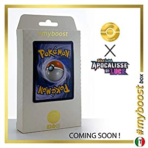 my-booster SM06-IT-TB11 Tarjetas Pokémon