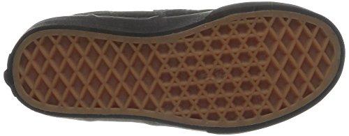 Vans Y Winston - MTE Unisex-Kinder Sneaker Schwarz ((Canvas) Black/ 186)