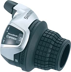 Shimano Tourney Revoshifter 6 Speed Right Hand Gear Shifter - Black