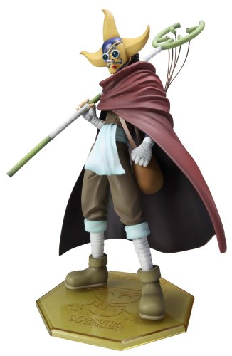 One Piece Figuras Sogeking/Usopp 22 cm 1