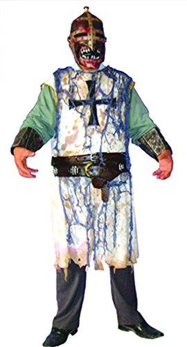Fancy Ole - Herren Männer Karnevals-Kostüm Set Zombie -