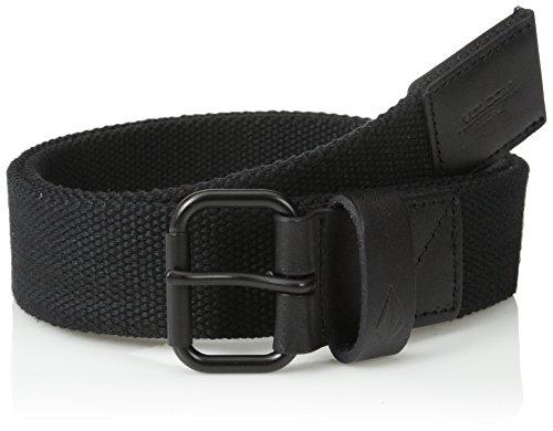 Volcom Herren Gürtel Backcountry Belt Black