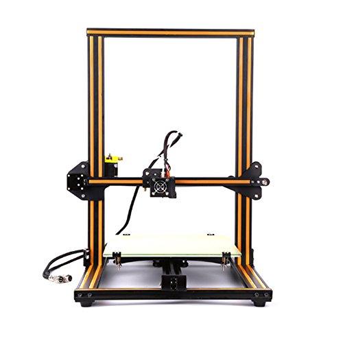 ZJEGO CR-10 Hochpräzisen Große Größe DIY 3D Drucker