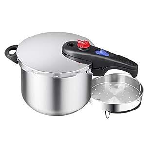 Kitchen move - astc22-7l - Autocuiseur à baïonnette inox 7l illico