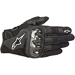 Alpinestars Gants moto Smx-1 Air V2 Gloves Black, Noir, L