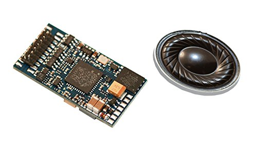 Piko 56367 Sound Decoder und Lautsprecher Ae 4/7 MFO, Schienenfahrzeug