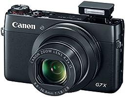 """Canon Powershot G7X Appareil photo numérique Compact 20,2 Mpix B00NMAWYZO Écran LCD 3"""" Zoom Optique 4,2x - Noir"""