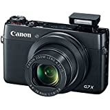 Canon Powershot G7 X ( 20.9 MP,4 x Optical Zoom,3 -inch LCD )