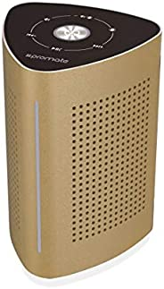 Promate - Cyclone - 36W Ultimate Bluetooth Wireless Surface Vibration Speaker Bass Boombox (Cyclone, Black)