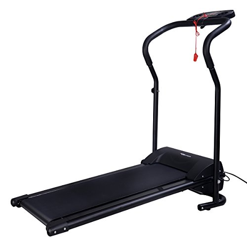 Profi Elektrisches Laufband Heimtrainer LCD Dispaly Faltbar Runner Fitnessgerät Hometrainer Sportgerät 800W 120kg