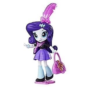 My Little Pony-Figura Equestria Girl muñeca Deluxe Rarity 10cm, b9473