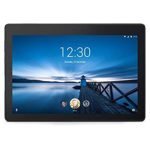 Lenovo Tab E10 10.1 Inch HD Tablet (Quad-core 1.3, 2 GB Memory, 32 GB Storage, Android Oreo) - Black