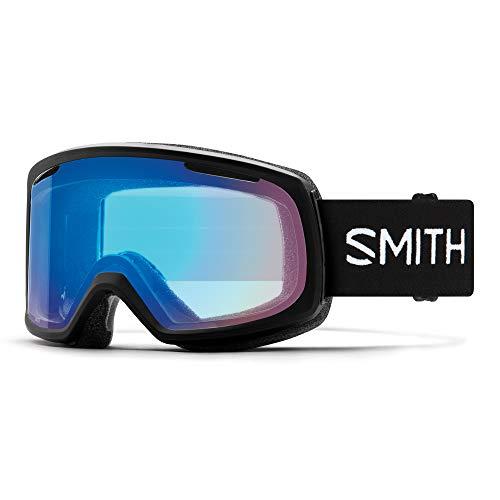 Smith Riot Damen Skibrille, Schwarz