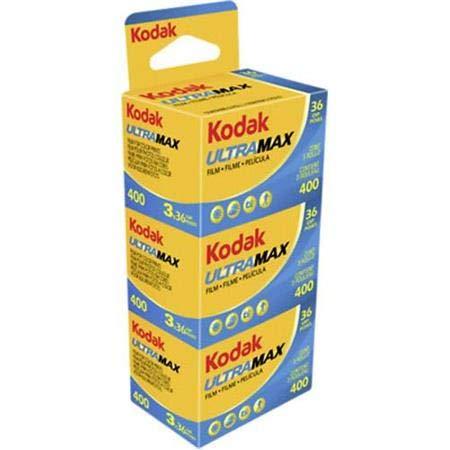 KODAK 1x3 Ultra max 400