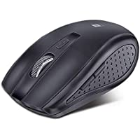 iBall FreeGo G18 Wireless Optical Mouse (Black)