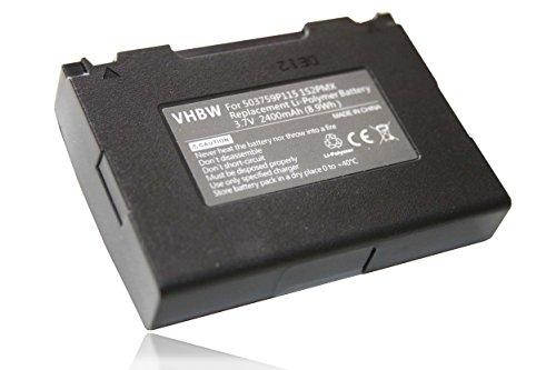 batteria-vhbw-2400mah-37v-per-navigatore-blaupunkt-travelpilot-lucca-53-come-503759p115-1s2pmx