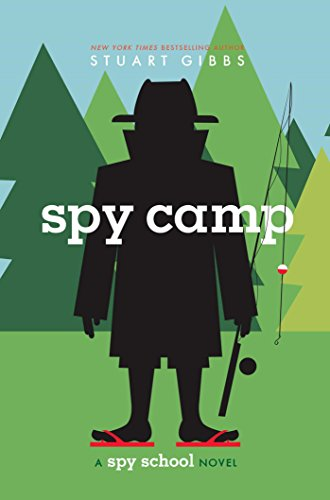 Book's Cover of Spy Camp