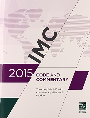 2015 International Mechanical Code Commentary by International Code Council (2014-11-20)