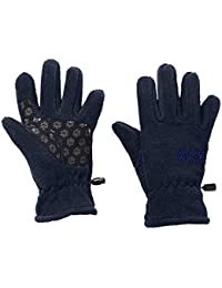 Jack Wolfskin Fleece Glove Kids Guantes, Bebé-Niños