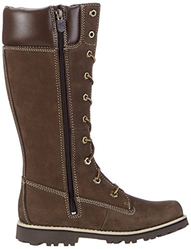 Timberland Asphltrl Cls Tall, Bottes Fille Marron