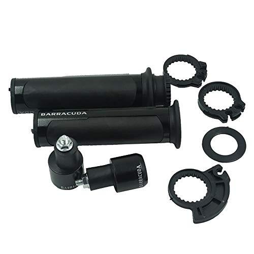ZHANGBIN - Manopole per moto Cnc 22 mm per Yamaha Fz6 R1 R3 R6 R15 R25 YZF R1 MT07 MT-09 Tmax 500 530 XJ6 Yb