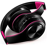 Auriculares Inalámbricos Plegables Para Auriculares Música Bluetooth Inserción De Auriculares Inalámbricos De ...