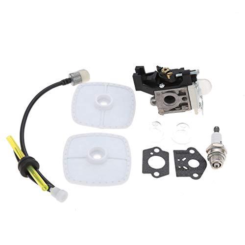 RB-K93 Vergaser mit Luftfilter Tune Up Kit für Echo SRM225 SRM225i SRM225U SRM225SB GT225 GT225i GT225L GT225SF PAS225 PE225 PPF225 SHC225 Trimmer -