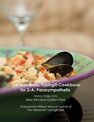 The Metabolic Typing Cookbook for 2-A, Parasympathetic by Dale, Nancy (2014) Paperback