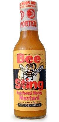 Bee Sting Rainforest Honey Mustard Sauce