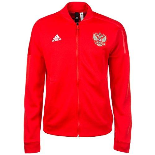 adidas RFU Russland Anthem Z.N.E. Jacke WM 2018 Herren L - 52/54