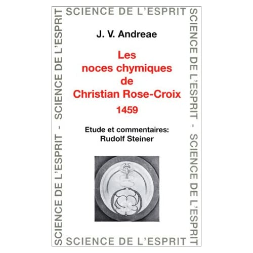 Les noces chymiques de Christian-Rose-Croix
