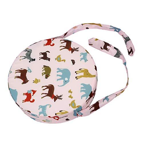 erhöhung Baby Tragbar Sitzkissen Cartoon Design für Kinder ()