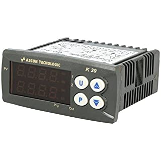 K39P-HCRR Module controller Controlled parameter temperature ASCON TECNOLOGIC