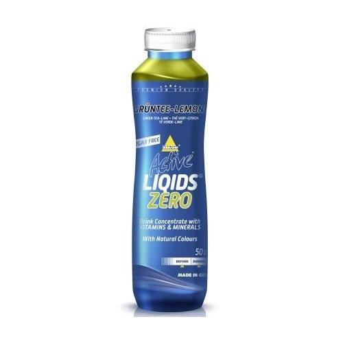 Inkospor Active Liqids Zero 1:30 Grüntee-Limone 500 ml, 1er Pack (1 x 500 g)