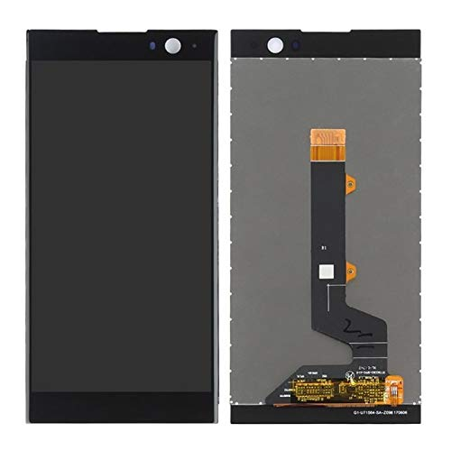 yuyue display lcd touch screen digitizer assembly per sony xperia xa2 lcd h4133 h4131 h4132 5.2nero