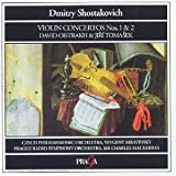 Chostakovitch : Violin Concertos N 1 Op77 & 2 Op 129