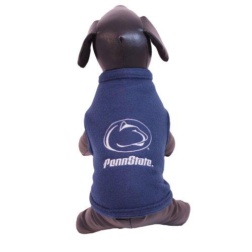 All Star Dogs NCAA Penn State Nittany Lions Polar Fleece Hundepullover, Unisex-Erwachsene, Team Color, X-Large Penn-fleece-pullover