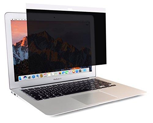 """MyGadget Magnetischer Sichtschutz für Apple MacBook Air 13\"""" (ab 2011) - Abnehmbarer Anti Spy Screen Schutz - Privacy Filter Bildschirm Displayschutz"""