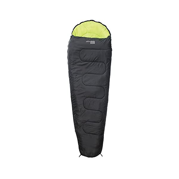 Yellowstone Essential Mummy Sleeping Bag 1