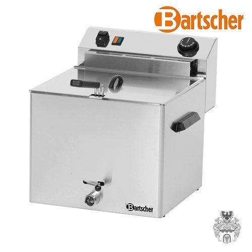 Preisvergleich Produktbild Bartscher Fritteuse Professional 10L Hahn 84198180 Art. 162900